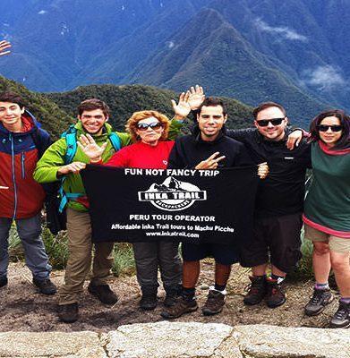 Classic  Inca Trail Trek Economic Tour 4D/3N