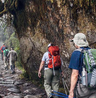 Camino Inca Corto a Machu Picchu  2 dias / 1 noche