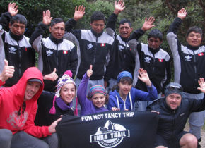Salkantay and Inca Trail Trek 6D/5N