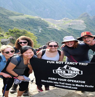 Short Inca Trail 2D/1N to Machu Picchu