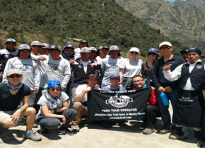 Classic Inca Trail to Machu Picchu with Personal Porter (6 Kg)