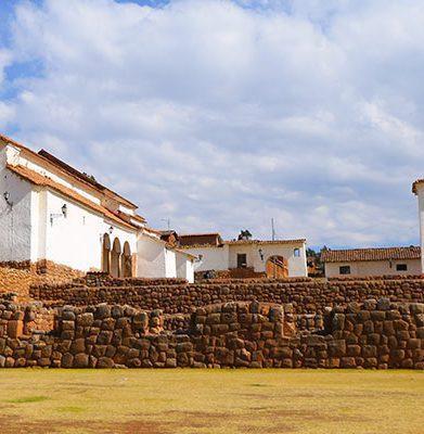 El tour del Valle Sagrado de los Inca -20 USD
