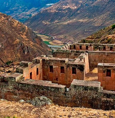 Sacred Valley and Machu Picchu Tour 2D/1N