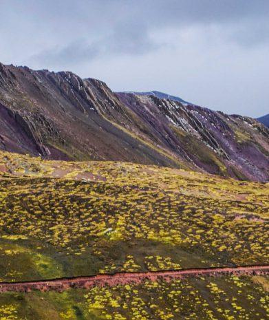 Montaña De Colores Palccoyo 1 Dia 30 USD por persona